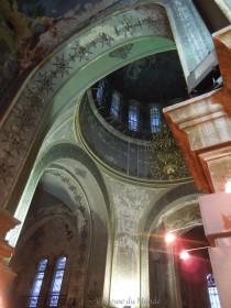 Intérieur de l'Eglise Ste Sophie, Harbin