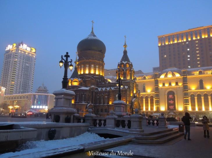 Eglise Ste Sophie, Harbin