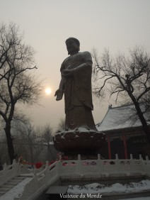Temple Jile, Harbin