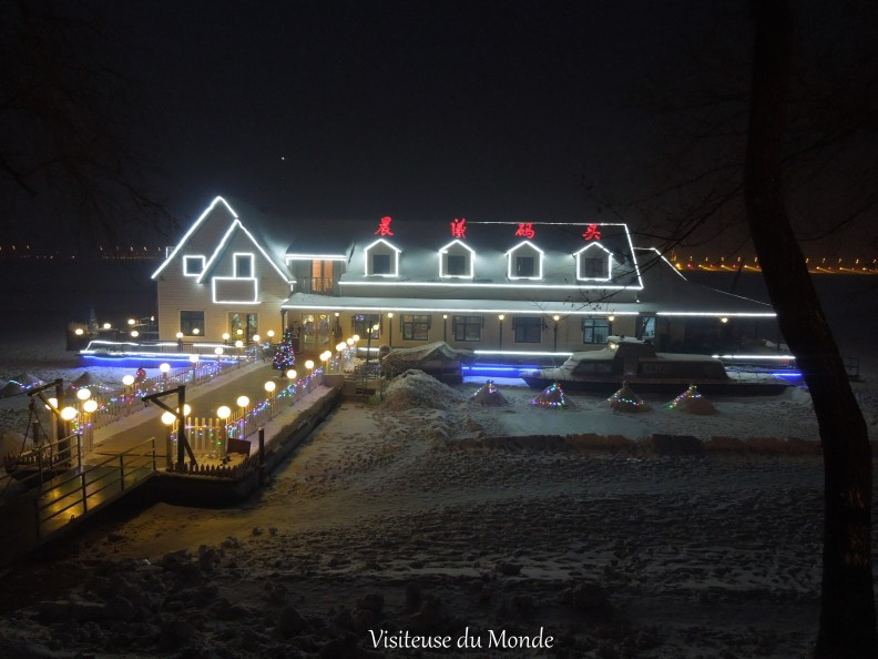 Parc Stalin, Harbin