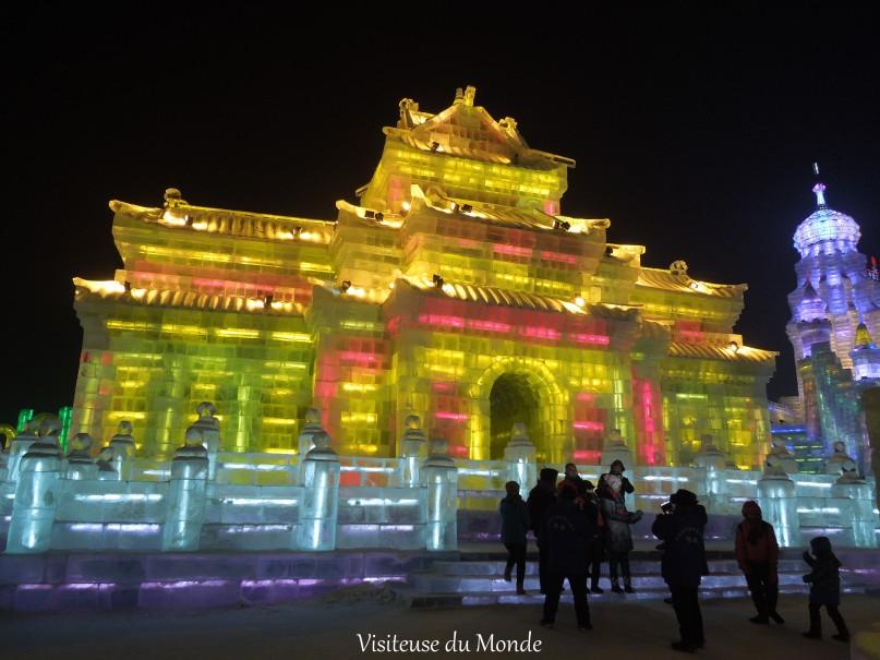 Grand Monde de Glace et de Neige, Harbin