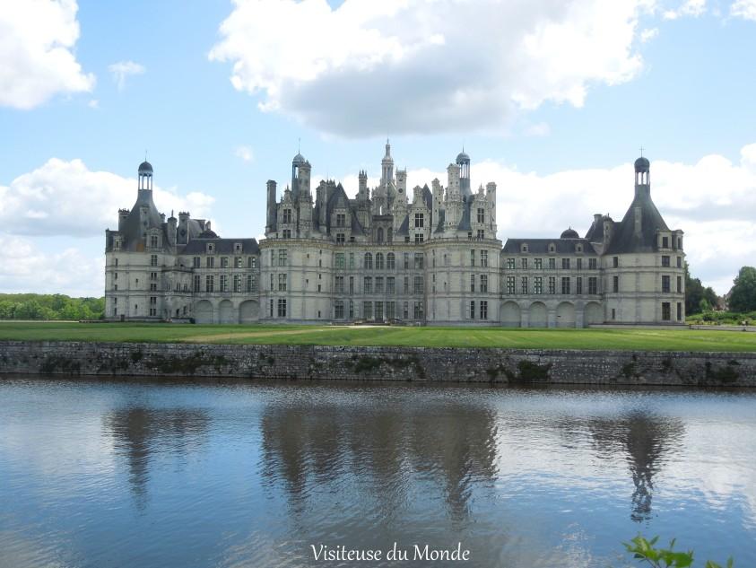 Château de Chambord, Loire