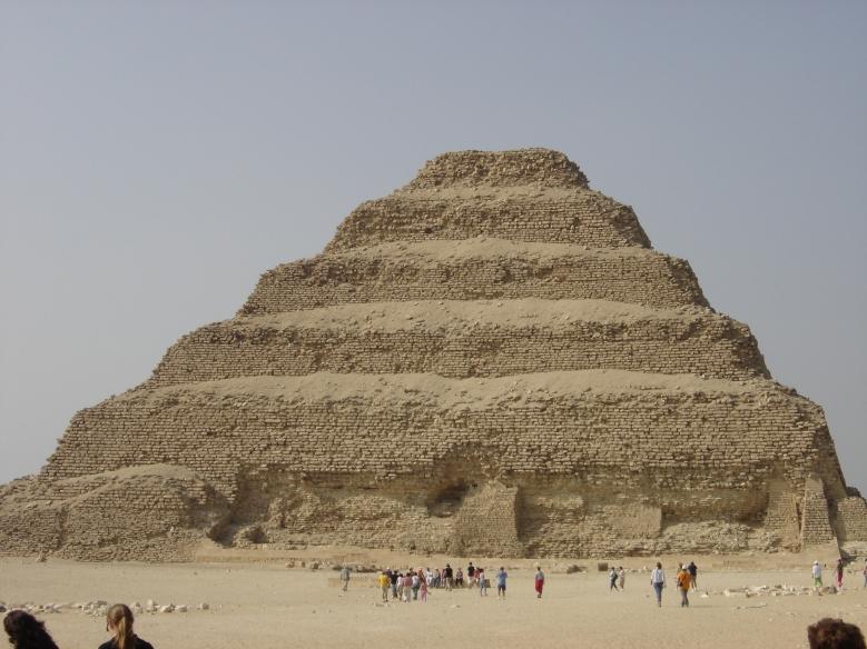 Saqqara, Egypte