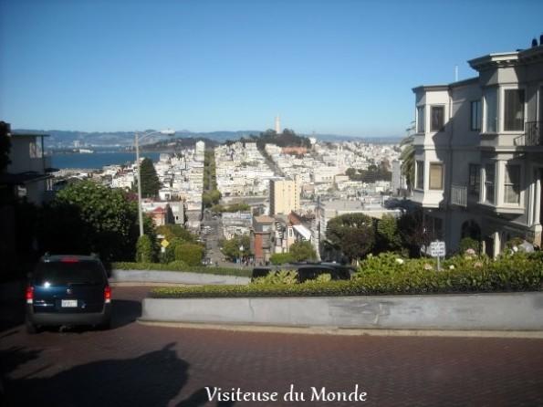 San Francisco, Lombard Street