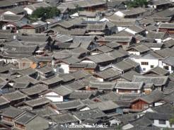 Toits de Lijiang