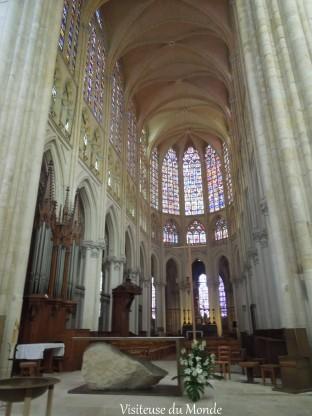 Cathédrale St-Gatien, Tours, Loire, France