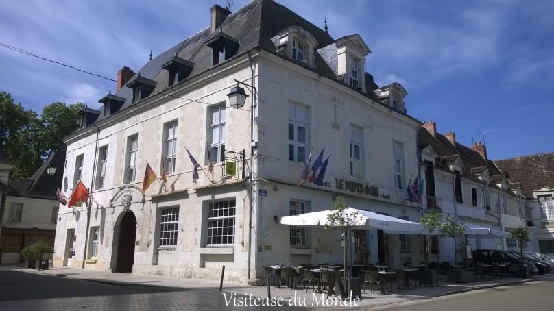 Hôtel Le Puits Doré, Richelieu