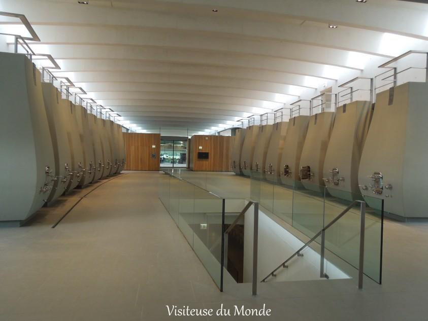 Cuvier Château Cheval Blanc, LVMH