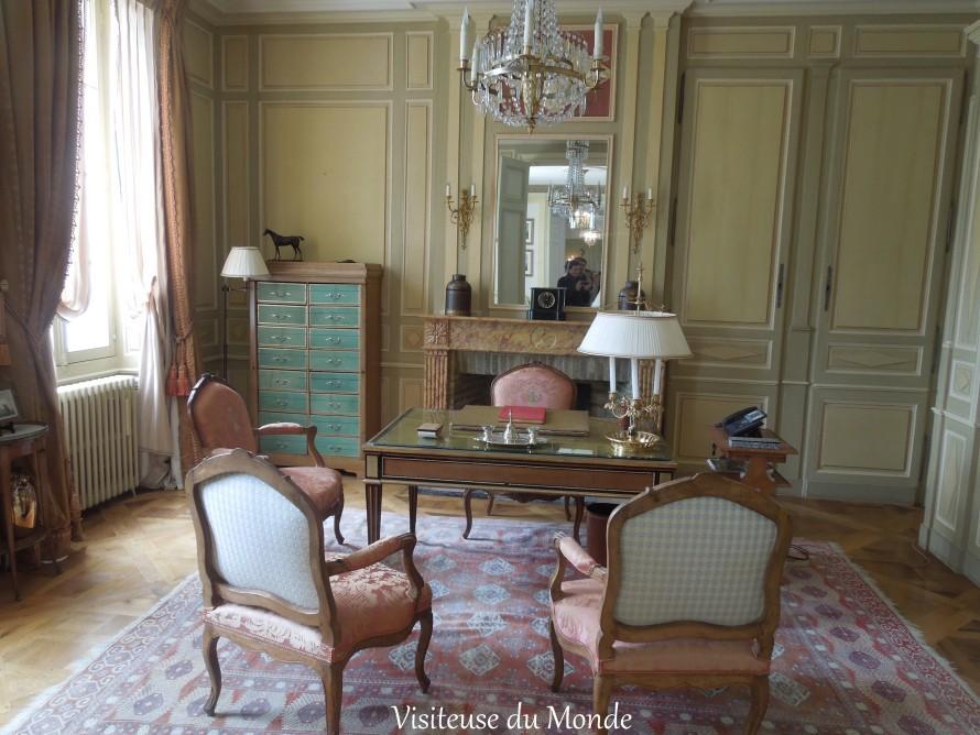 Intérieur Chateau Cheval Blanc, LVMH