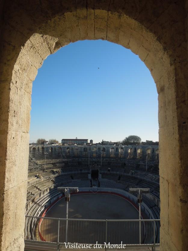 Amphithéatre d'Arles