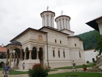 Monastère de Horezu, Roumanie