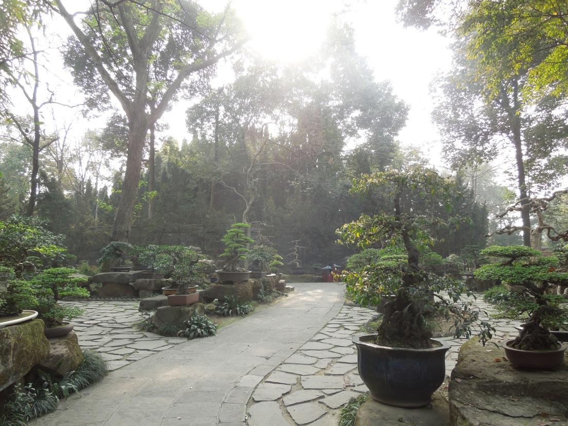 Temple Wuhou, Chengdu, Chine