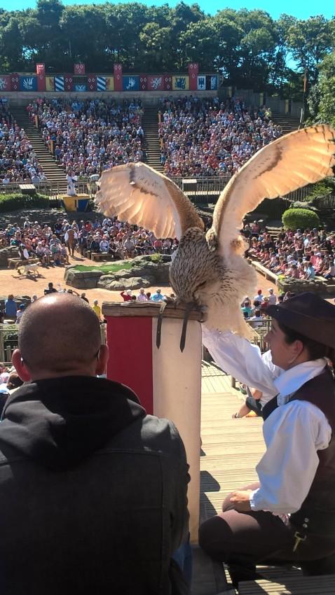 Le Puy du Fou, Le Bal des Oiseaux Fantômes