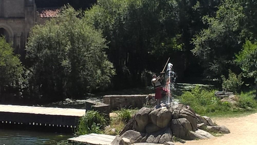Le Puy du Fou, Les Chevaliers de la Table Ronde