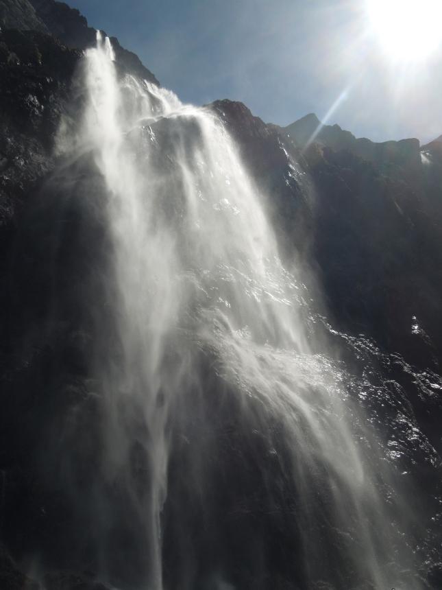Cirque de Gavarnie, cascade