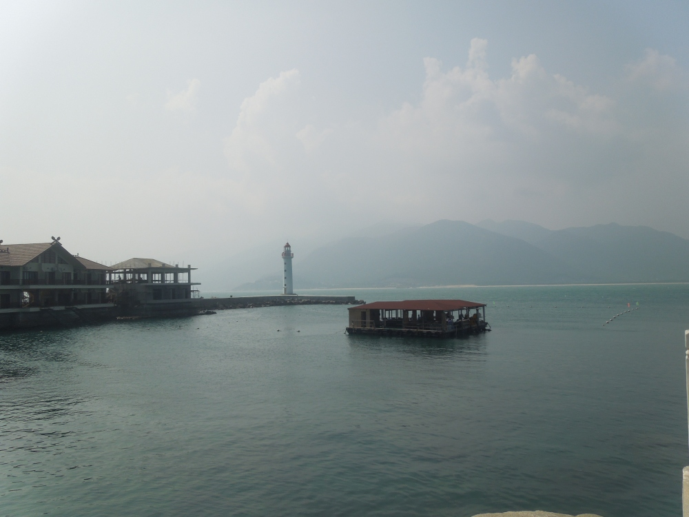 Boundary Island, Wanning, Hainan, Chine