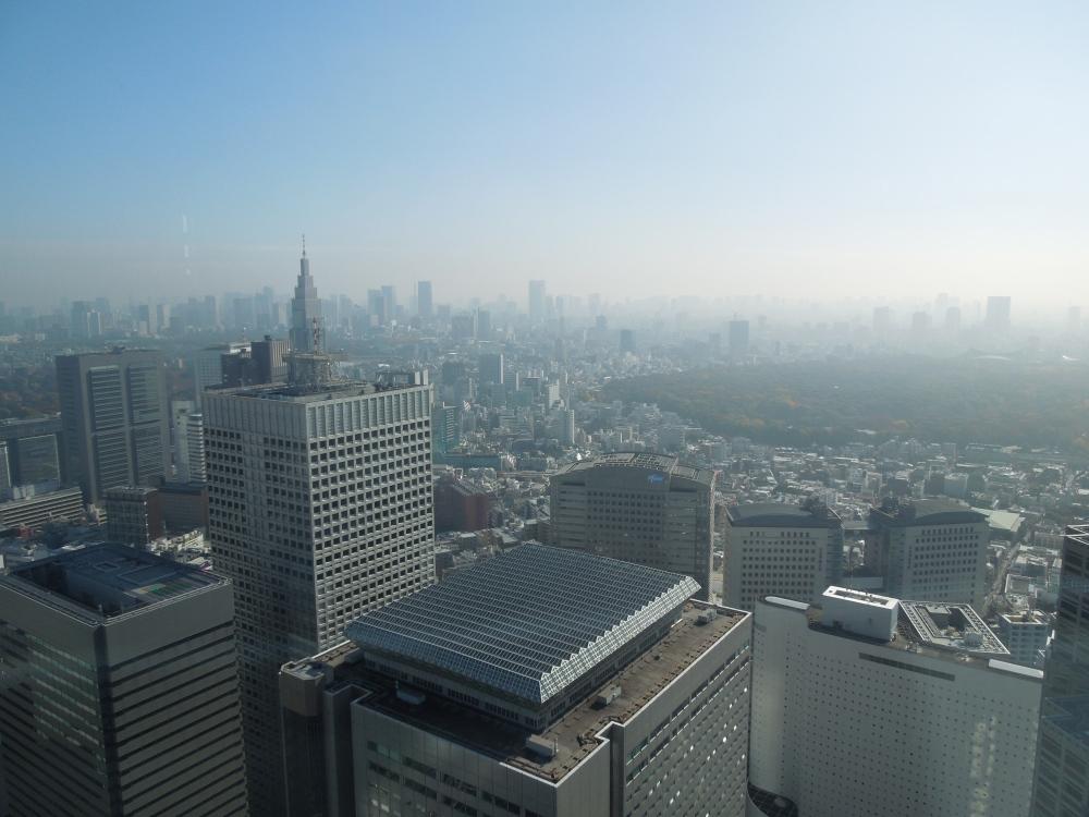 Tokyo Metropolitan Government, Tokyo, Japon