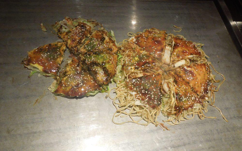 Hiroshima, Okonomiyaki