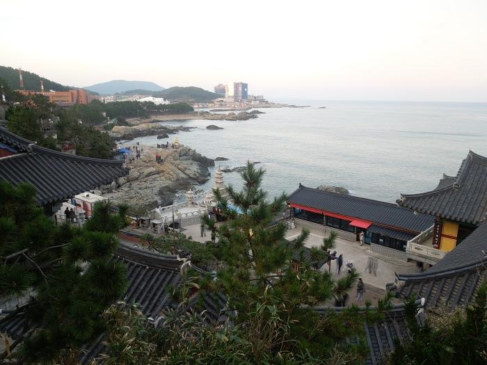 Temple Haedong Yonggungsa, Busan