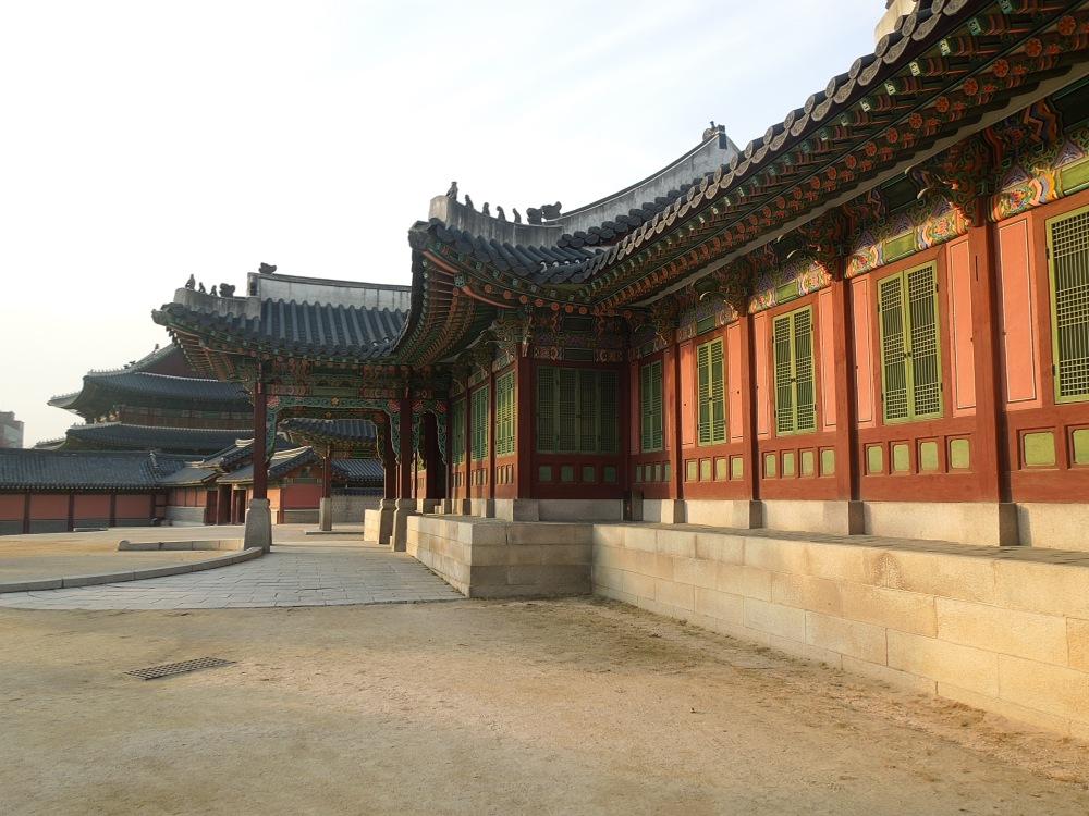 Séoul, Palais Changdeok