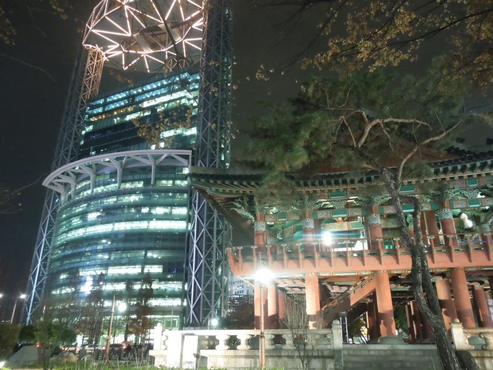 Séoul, Pavillon Bosingak