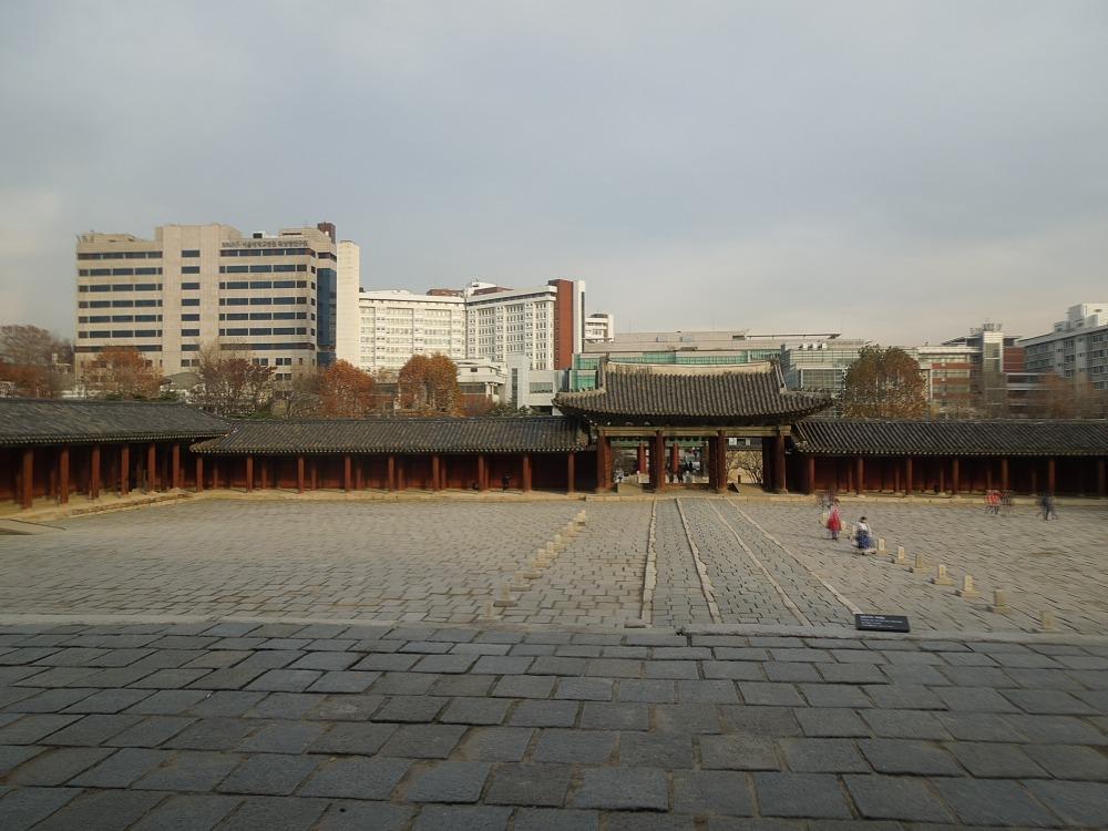 Séou, Palais Changgyeong