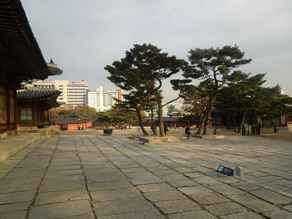 Séoul, Palais Changgyeong