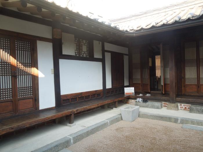 Séoul, Bukchon, Centre de culture