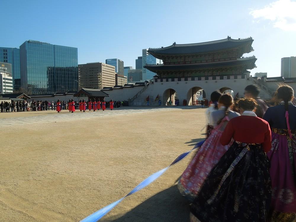 Séoul, Palais Gyeongbokgung