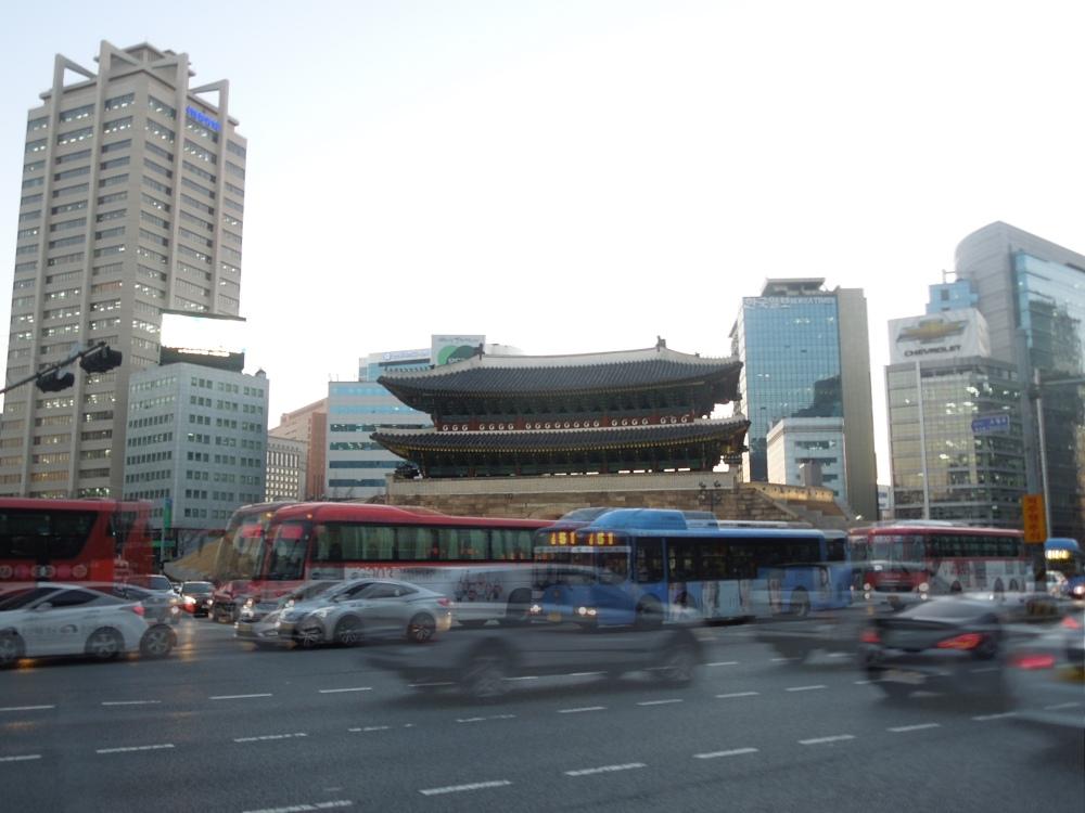 Séoul, Porte Sungnyemun