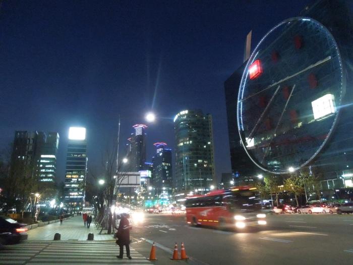 Séoul, architecture contemporaine