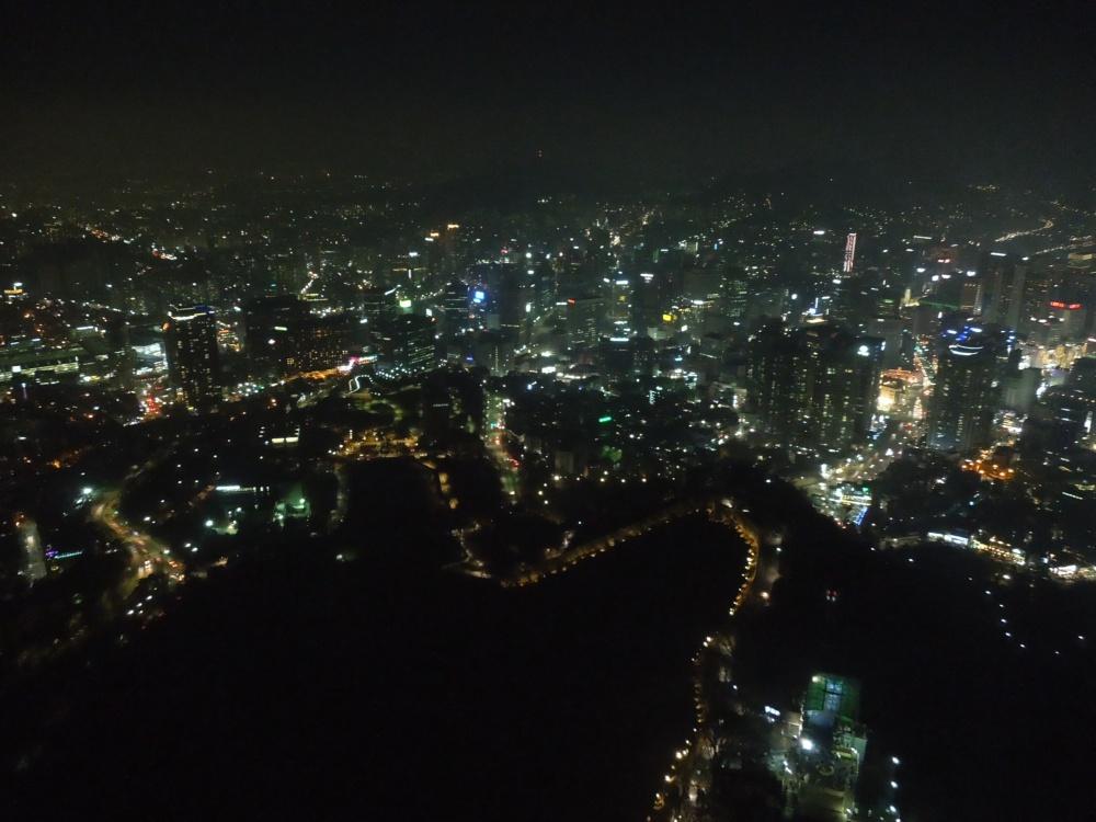 Seoul, N Seoul Tower