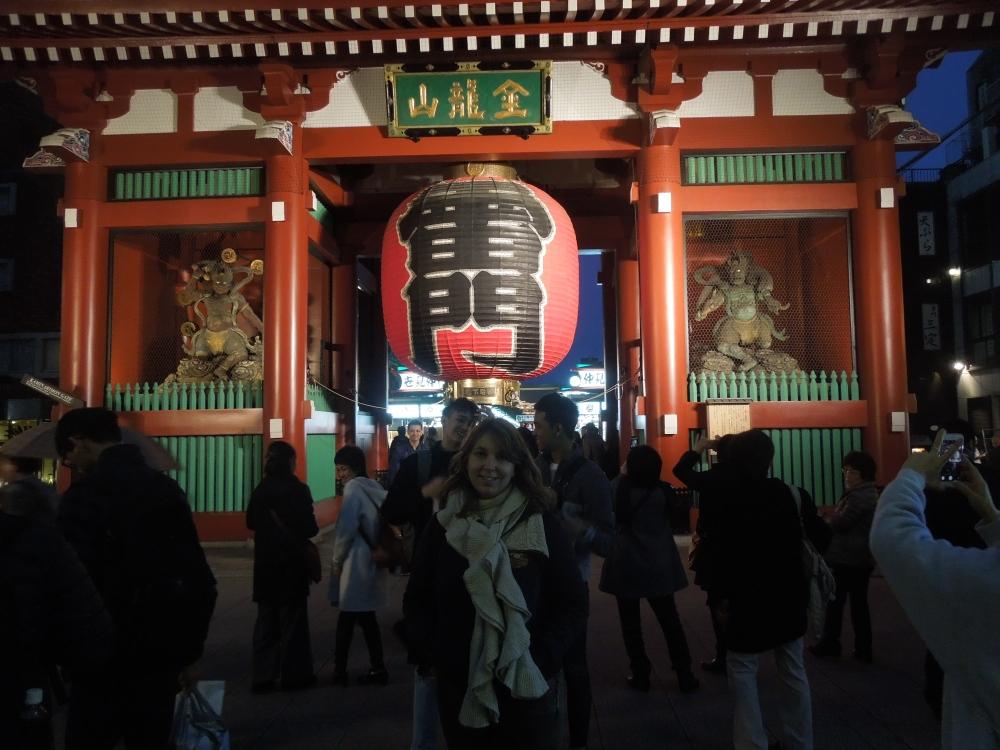 Tokyo, Temple Senso-ji