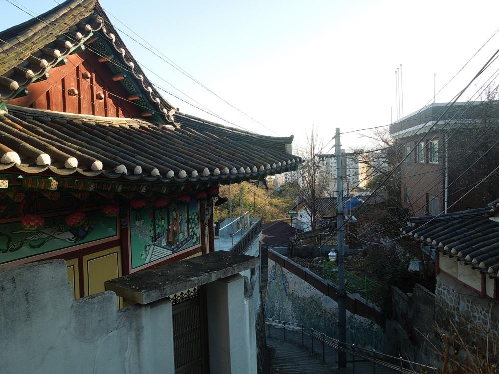 Séoul, Inwangsan, Sanctuaire Guksadang
