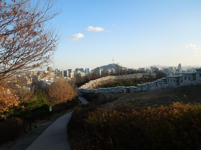 Séoul, Inwangsan