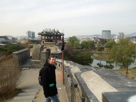 Seoul, Suwon Remparts forteresse Hwaseong