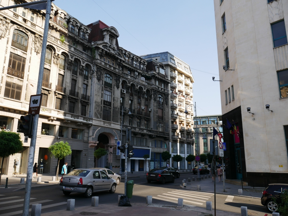 Roumanie, Bucarest