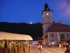 Roumanie, Brasov, Piata Sfatului