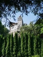 Roumanie, Château de Bran