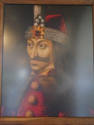 Portrait de Vlad III L'Empaleur ou Dracula