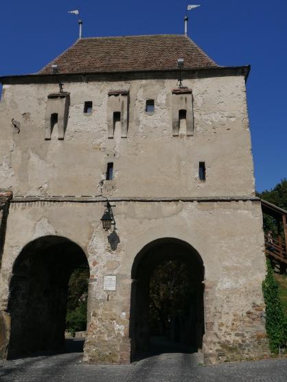 Roumanie, Sighișoara, Tour des tailleurs
