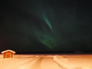 Laponie - Aurore boréale