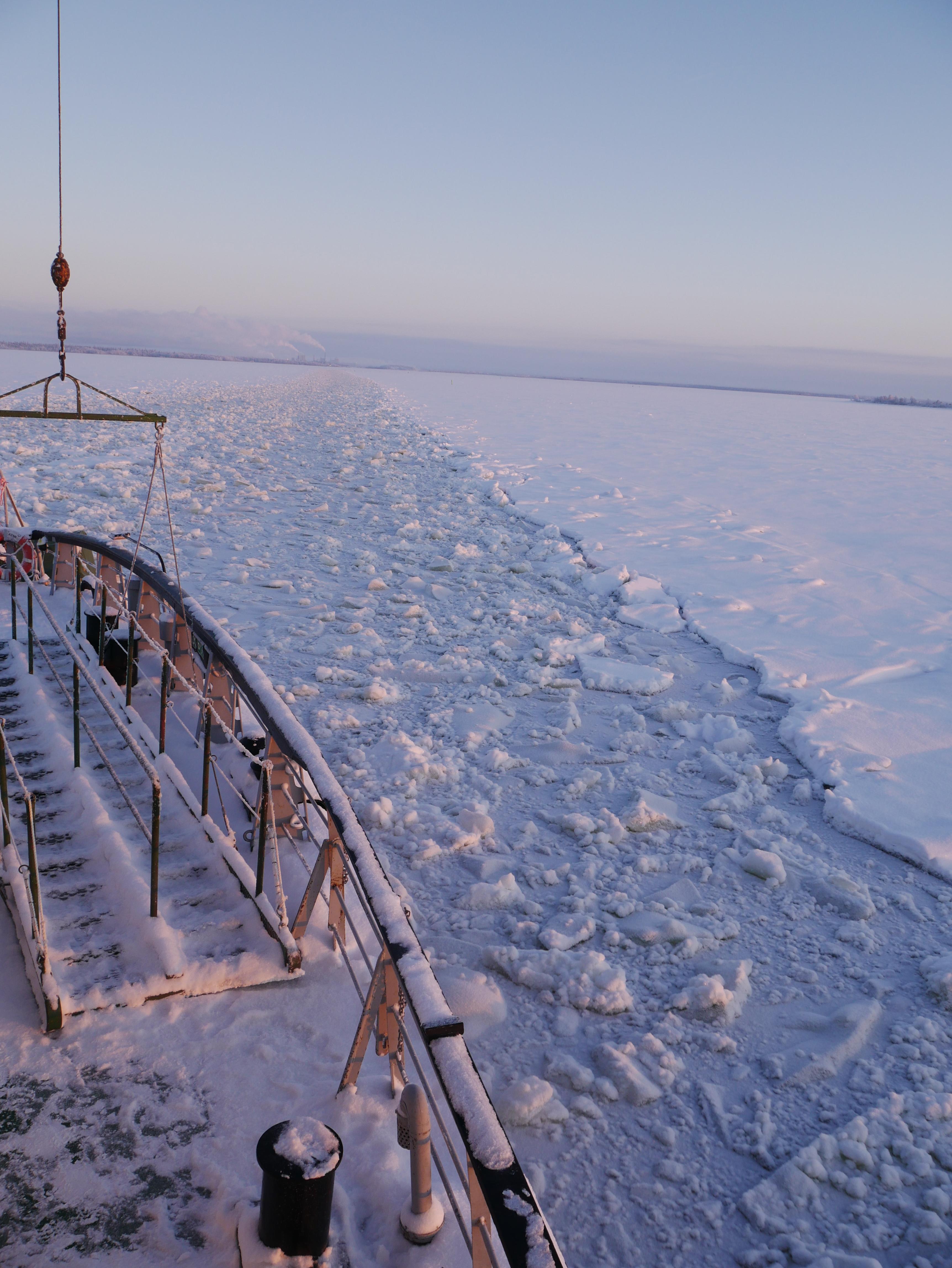 Laponie - Croisière Sampo - Brise-glace