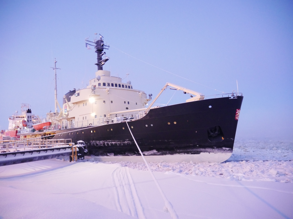 Laponie - Croisière Sampo