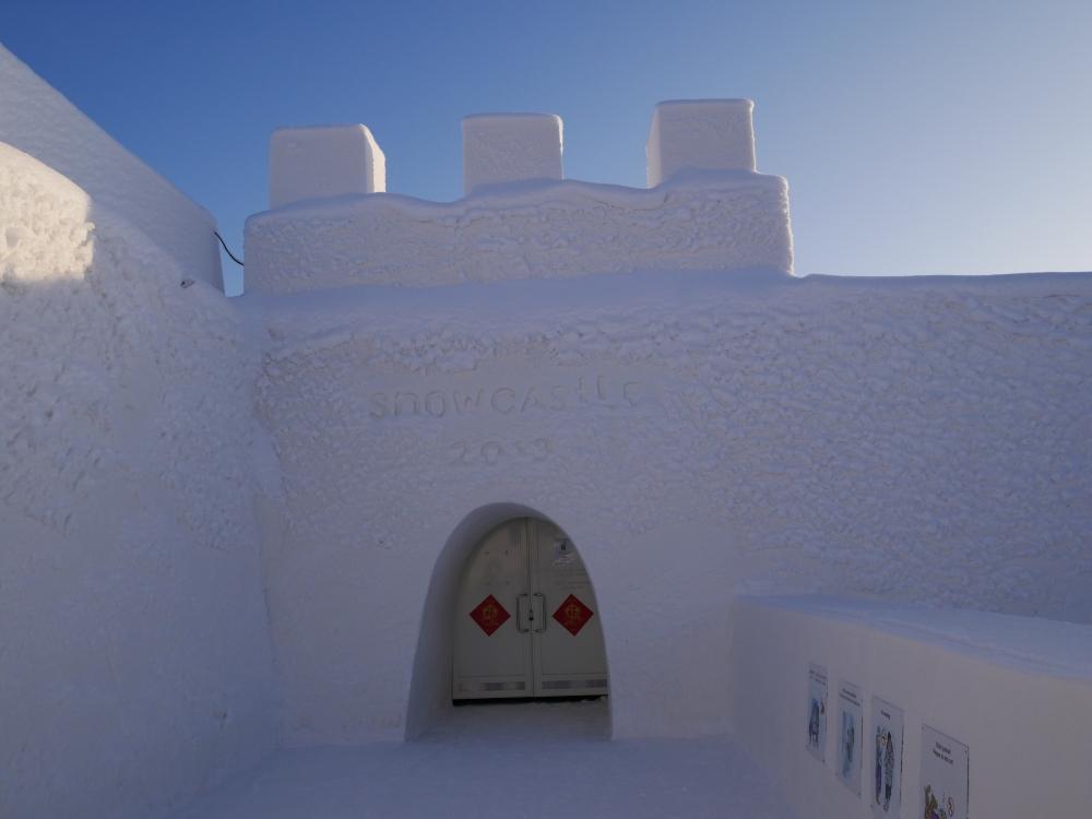 Laponie - Kemi - Snow Castle