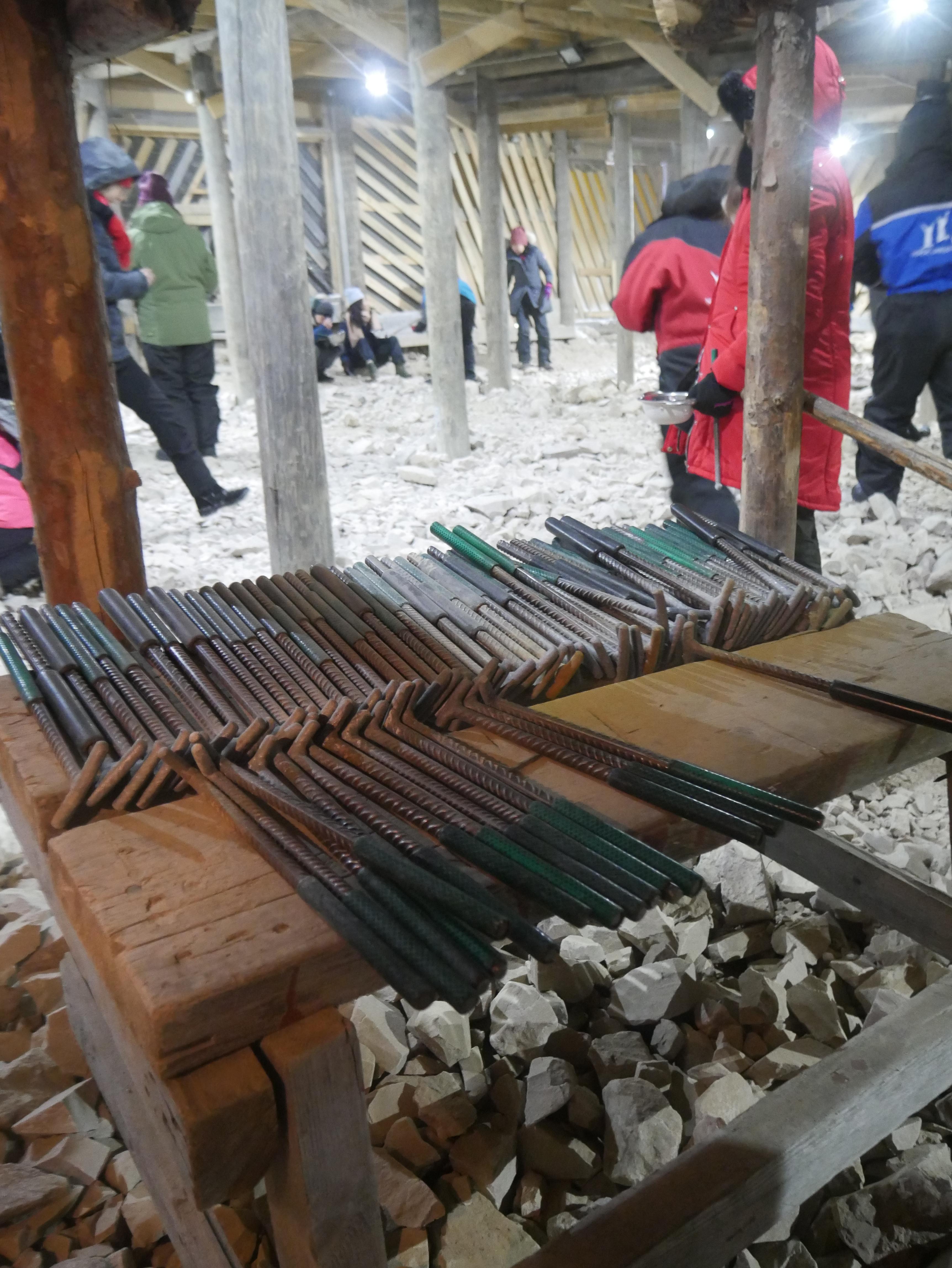 Laponie - Mine d'améthyste