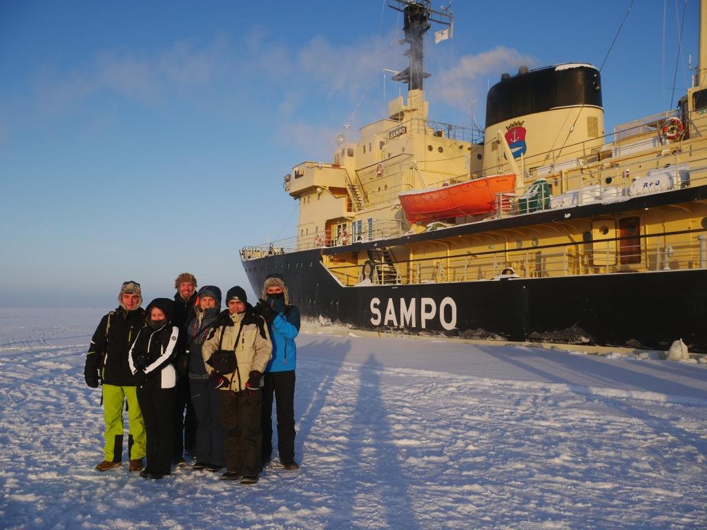 S'habiller en Laponie - Croisière Sampo