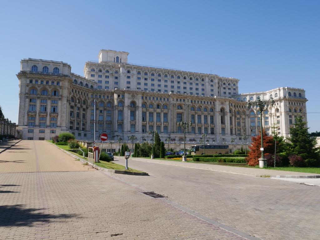 Roumanie - Palais du Parlement