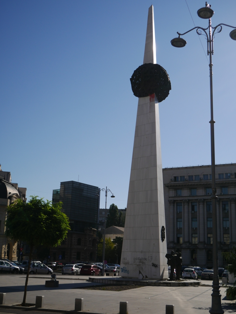 Bucarest - The Revival's Memorial