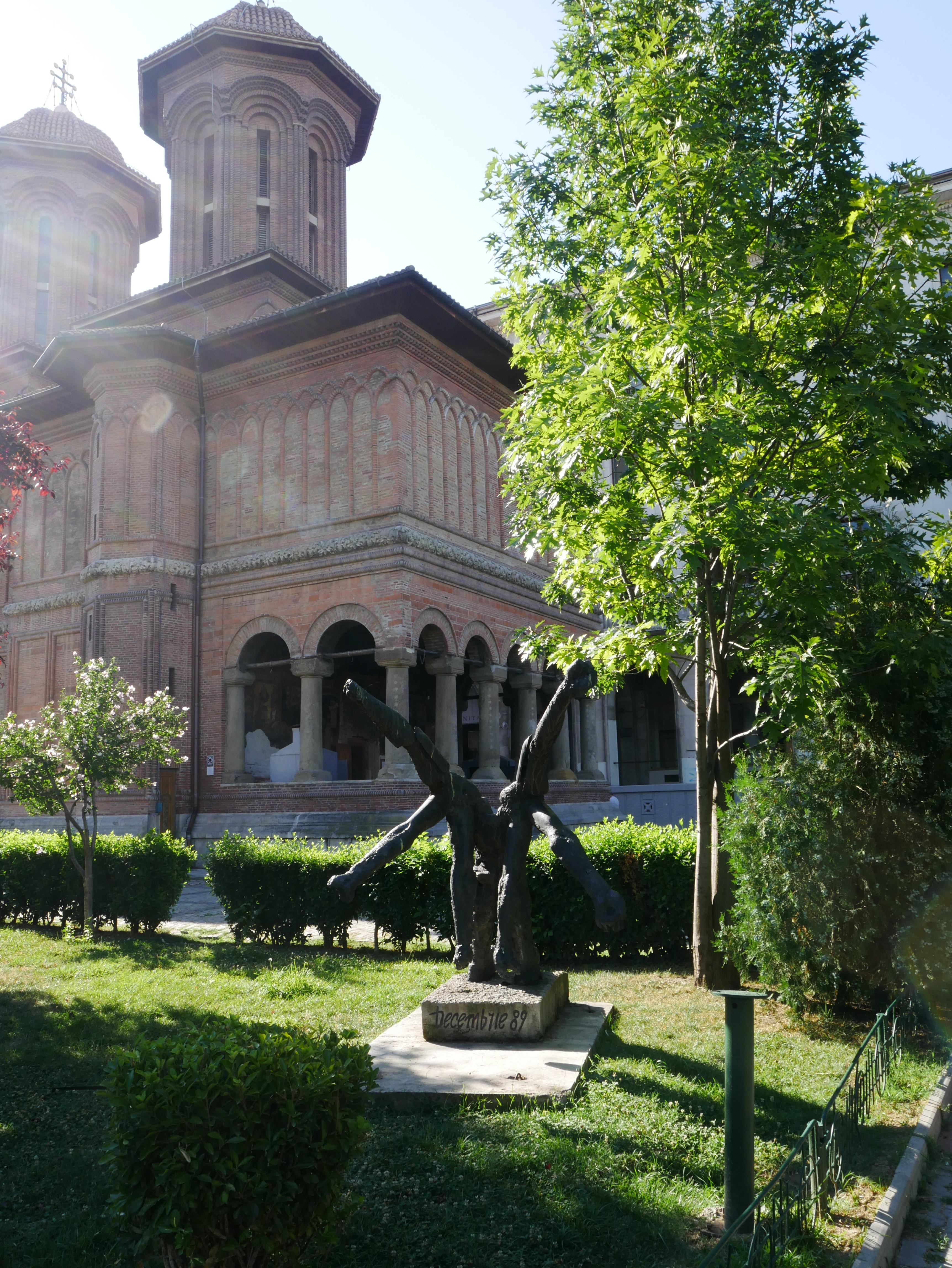 Bucarest - Eglise Crețulescu
